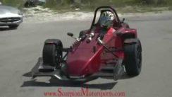 Scorpion Prodigy P13 Overview