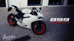 Ducati 899 Panigale Superbike Review