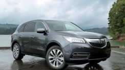 2014 Acura MDX SUV Review