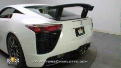 2012 Lexus LFA Nurburgring Quick Look