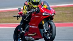 2013 Ducati 1199 Panigale R Test Ride Video