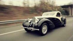 1936 Bugatti Type 57 Atalante Test Drive