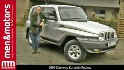 1999 Daewoo Korando SUV Review