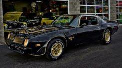 1976 Pontiac Trans Am Special Edition 400 V8 Quick Look