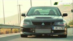 Boosted Mitsubishi Lancer Evo IX MR Video