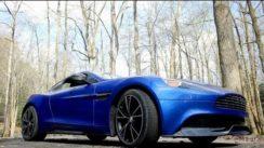 Amazing 2014 Aston Martin Vanquish Tested