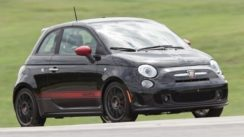 2013 Fiat 500 Abarth Lightning Lap Video