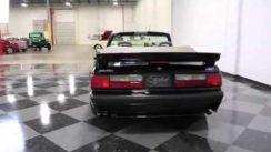 1990 Saleen Mustang Convertible Quick Look