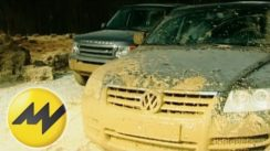 Land Rover Discovery vs Volkswagen Touareg