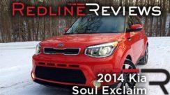 2014 Kia Soul Exclaim Reviewed