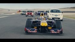 Renault World Champion TV Commercial