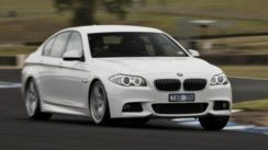 BMW M550d xDrive Road Test