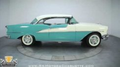 1955 Oldsmobile Holiday 98 Quick Look Video