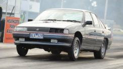 Powerful VN Holden Commodore SS Racing