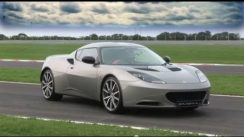 Lotus Evora Race Track Test
