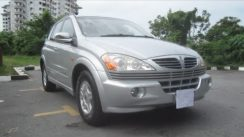 2006 Ssangyong Kyron Start-Up, Full Vehicle Tour & Drive