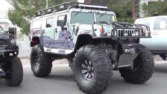 The Baddest H1 Hummer Ever!