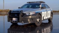 Ford Interceptor Police Car Review