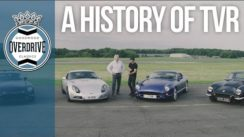 The History of British Car Manufacturer TVR