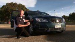 2013 Holden Commodore VF Sportwagon Car Review
