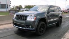 9 Second Jeep SRT8 with 1100 HP!