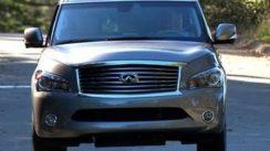 2014 Infiniti QX80 AWD Review Video