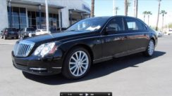 2011 Maybach 62 S In-Depth Review