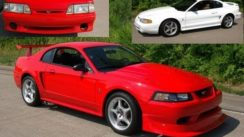 Ford SVT Cobra R Mustang Collection Quick Look