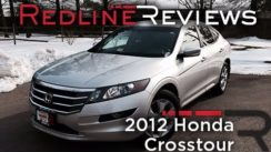 Honda Crosstour Review & Test Drive