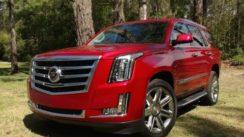 2015 Cadillac Escalade 0-60 MPH