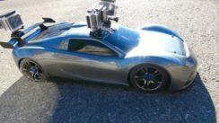 Fastest Remote Controlled Car – TRAXXAS XO-1