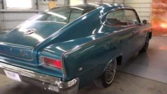 1966 AMC Rambler Marlin Classic Car Video