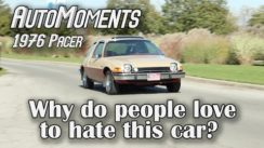 1976 AMC Pacer Test Drive Video