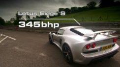 Race-Mode Race in Lotus Exige S vs F1 Driver