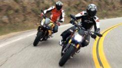 Ducati Streetfighter S vs Aprilia Tuono V4R: Naked Bike Shootout