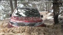 2014 KIA Sorento Muddy Off-Road AWD Review