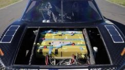 Australian Team Tries to Break Electric Car Record
