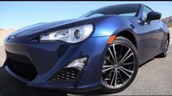 2013 Scion FR-S Street Test Review Video
