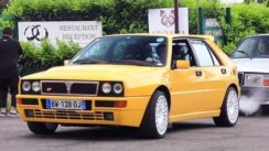 Ten Lancia Delta Integrale Cars