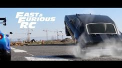 Fast & Furious 7 RC Car Chase Reenactment