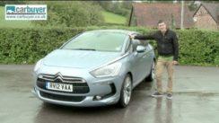 Citroen DS5 Hatchback Review Video