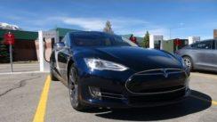 Tesla Model S P85+ 0-60 MPH Performance Review