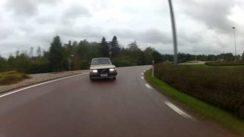 Volvo Drifting Video