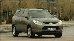 Hyundai ix 55 SUV Review