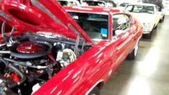 1970 Chevrolet Chevelle SS 454 Big-Block Cowl Quick Look