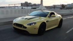 Aston Martin V12 Vantage S is Automotive Therapy