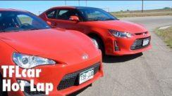 Scion FR-S vs Scion tC: Which is Best Scion Sports Car?