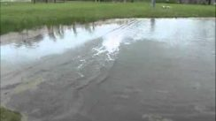 Hydroplaning Remote Control Cars