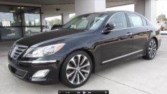 2012 Hyundai Genesis 5.0 R-Spec In-Depth Review