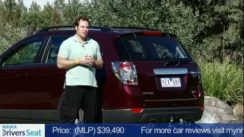 2011 Holden Captiva 7 CX Road Test Review